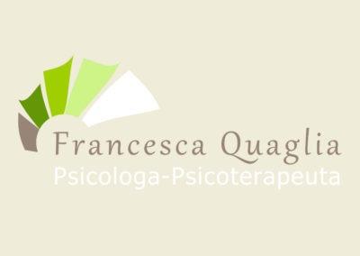 Logo per Francesca Quaglia