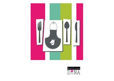 Copertina ricettario Associazione Belluno-DONNA